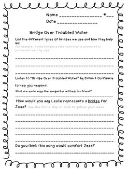 Bridge to Terabithia-Bridge Over Troubled Water
