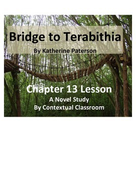 Bridge to Terabithia Ch.13 Reading Quiz
