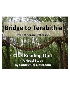 Bridge to Terabithia Ch.5 Reading Quiz