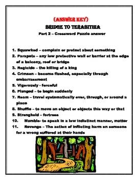 Bridge to Terabithia Chapter 5
