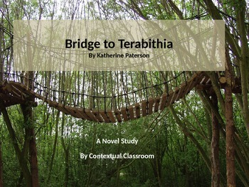 Bridge to Terabithia Chapter Five Lesson