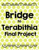 Bridge to Terabithia Final Project