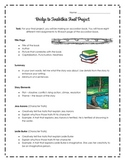 Bridge to Terabithia Final Project Accordion Book