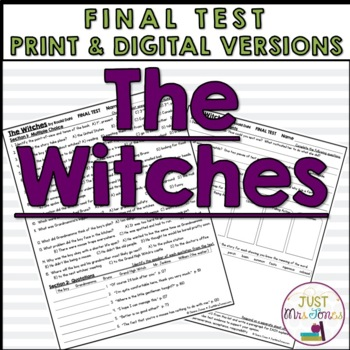 The Witches Final Test