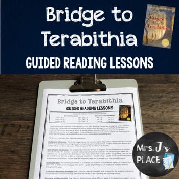 Bridge to Terabithia Guided Reading Lessons