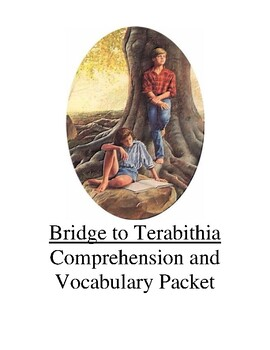 Bridge to Terabithia Guided Reading Unit Level S