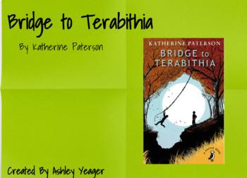 Bridge to Terabithia HyperDoc