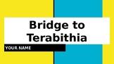 Bridge to Terabithia Interactive Journal