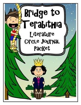 Bridge to Terabithia Literature Circle Journal Student Packet