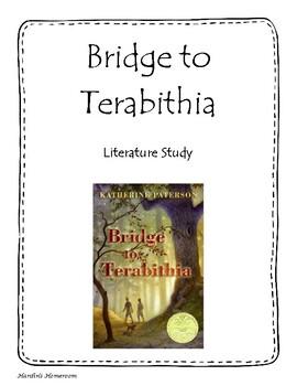 Bridge to Terabithia: Literature Study