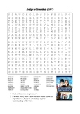 Bridge to Terabithia Movie (2007) - Vocabulary Word Search
