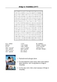 Bridge to Terabithia Movie (2007) - Word Search (Character and Place Names)