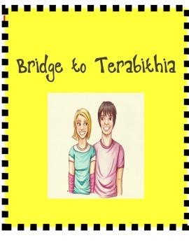 Bridge to Terabithia Novel Packet