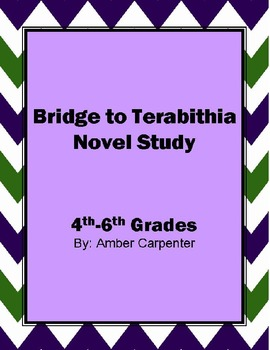 analysis of bridge to terabithia Bridge to terabithia novel study guide great for independent novel studies or a whole class analysis of the book novel study includes character and chapter summaries, chapter questions and answers, novel quiz, assignment and project ideas, and template pages for three assignment ideas.