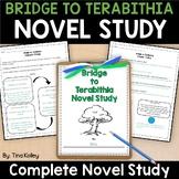 Bridge to Terabithia Novel Study | Printable