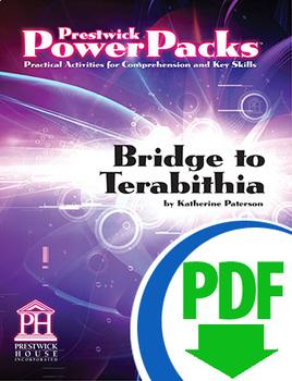 Bridge to Terabithia PowerPack