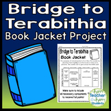 Bridge to Terabithia Project: Create a Book Jacket! (A Book Report Activity)