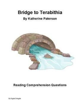 Bridge to Terabithia Reading Comprehension Questions