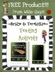 Bridge to Terabithia Novel Study Unit Bundle