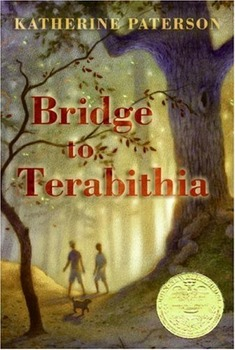 Bridge to Terabithia Reading guide, vocabulary, writing (Common Core aligned)