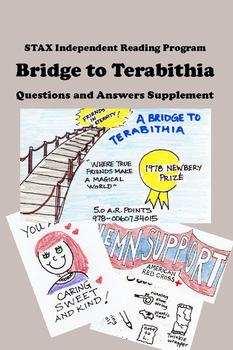 Bridge to Terabithia STAX Independent Reading Program Supplement for GATE
