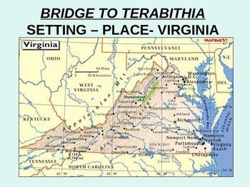Bridge to Terabithia - Setting