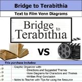 Bridge to Terabithia - Text to Film Venn Diagram and Film Essay