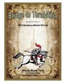 Bridge to Terabithia    Whole Book Test