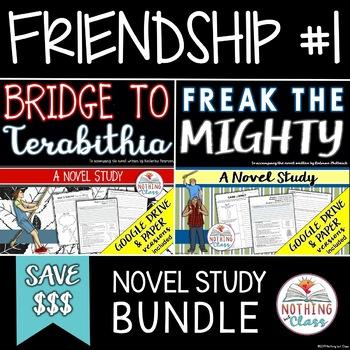Bridge to Terabithia and Freak the Mighty: Friendship Bundle