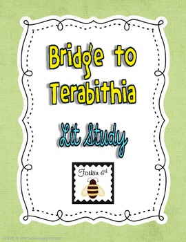Bridge to Terabithia lit study