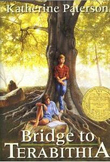 Bridge to Terabithia vocabulary words with definitions