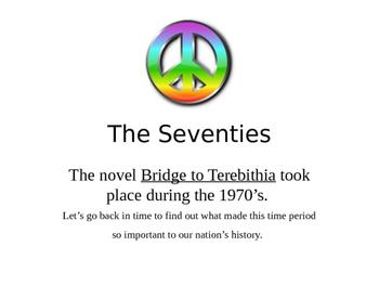 Bridge to Terebithia- The Seventies