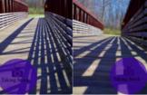 Bridge with Shadows Stock Photos