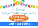 Bridges 1st Grade Math POWERPOINTS Unit 4, Module 2 Jumping by 5s & 10s