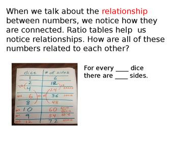 Bridges 4th Grade Unit 3 Module 2 Vocabulary and Objectives