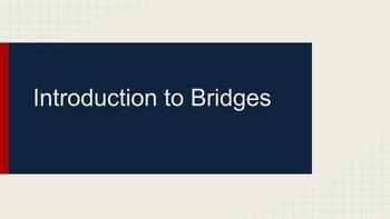 Bridges - A Unit Plan
