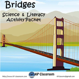 Bridges Activity Packet with Popsicle Stick Bridge Project