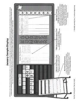 Bridges January Number Corner 2nd Grade Teacher Guide Made Easy!