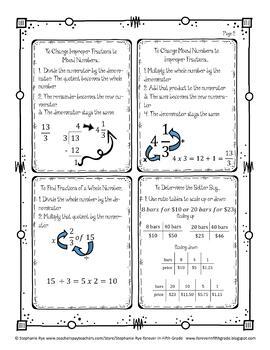 Bridges Math Academic Vocabulary & Math Strategies Journals - Unit 2