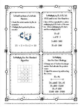 Bridges Math Academic Vocabulary & Math Strategies Journals - Unit 4