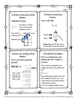 Bridges Math Academic Vocabulary & Math Strategies Journals - Unit 7