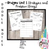 Doodle Notes Bundle: Bridges Math: Grade Five, Unit One