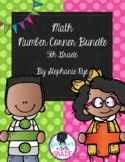 Bridges Math Number Corner Bundle