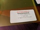 Bridges Mathematics Workplace Labels for Plastic Envelopes! 3rd Grade
