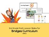 Bridges Unit 1 Lesson Plans
