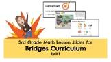 Bridges Unit 1 Module 1 Session 1