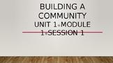 Bridges Unit 1 Module 1 Session 1 Lesson Powerpoint