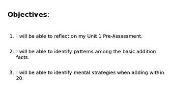 Bridges Unit 1, Module 1, Session 4