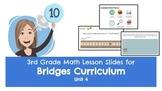 Bridges Unit 4 Lesson Plans