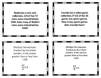 Bridges Unit 5 Test Review Task Cards (5th grade) by The ...
